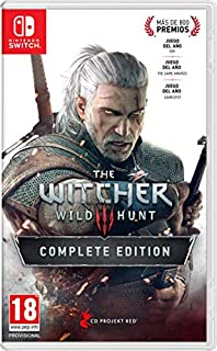 The Witcher 3: Wild Hunt - Complete Edition (B07ST1MRHT) | Amazon Products