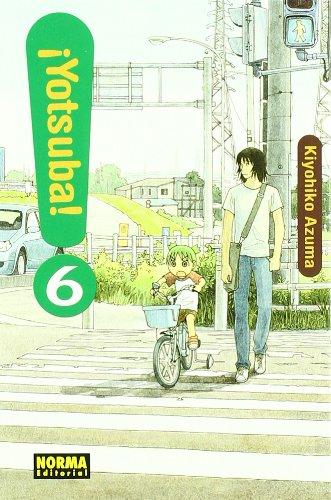 Yotsuba! 6 Cover Image