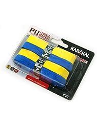 Karakal PU Super Grip de repuesto de Duo – Pack de 2 ...