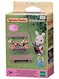 SYLVANIAN FAMILIES- Family Barbecue Set Mini muñecas y Accesorios, (Epoch para Imaginar 5091)