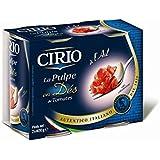 Cirio pulpe de tomate à l'ail 2 x 400g - Livraison Gratuite En France - Prix Par Unité
