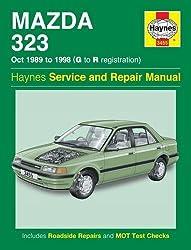 Mazda 323 (Oct 89 - 98) Haynes Repair Manual (Haynes Service and Repair Manuals)