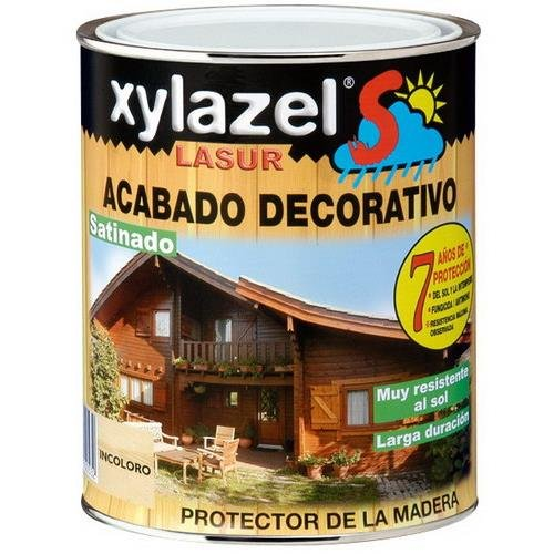 Xylazel M57940 - S lasur sat incoloro protector madera