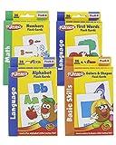 Playskool Flash Cards ~ Set of 4 (Alphab...