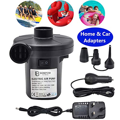 New Professional Use Dc12v 50w Car Electric Air Pump System For Camping Airbed Boat Toy Inflator Mobile Use Evident Effect Automobiles & Motorcycles Travel & Roadway Product