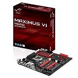 Asus Maximus VI Hero Mainboard Sockel 1150 (ATX, Intel Z87, 4X DDR3 Speicher, PCIe, HDMI)