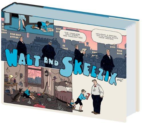 Walt and Skeezix: Book Five: 1929-1930 (Walt & Skeezix)