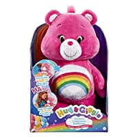 "Care Bear ""Hug & Giggle"" Cheer Plush Toy"