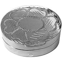 Zahndose, Haardose, Pillendose 3,5x3x1,3 cm Silber 925 Sterling preisvergleich bei billige-tabletten.eu