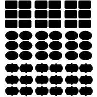 KaaHego Waterproof Vinyl Stickers for Mason Jars Glass Bottles, Decals Craft, Kitchen Jar Labels Bottle Stickers and…