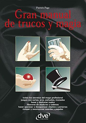Gran manual de trucos y magia