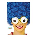Fancy Dress Marge Simpson / large Eye Glasses