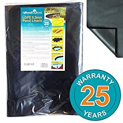All Pond Solutions Liners, 2 x 2 m
