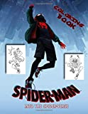 Spider-Man: Into the Spider-Verse Coloring Book