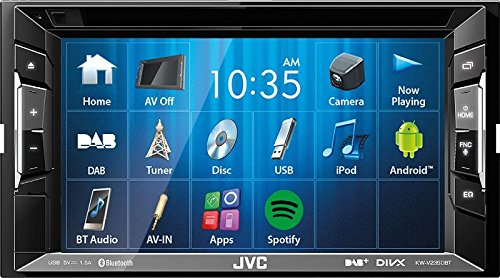 JVC Radio Text, PTY
