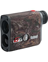 Bushnell G Force DX 6 x 21 mm - Telémetro láser de caza, color camuflaje