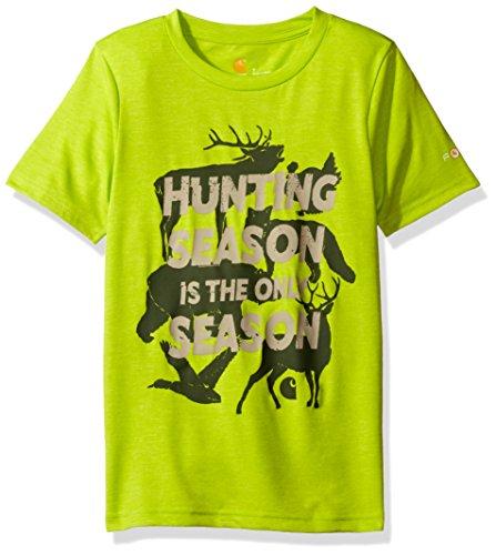 Jungen T-shirts Carhartt (Carhartt Jungen   T-Shirt  -  grün - )