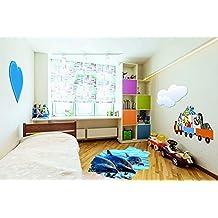 vinilo adhesivo para suelo dormitorio nios delfines xcm adhesivo incluido decoracion habitacin motivos