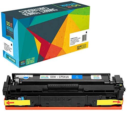 Do it Wiser Cartucho Toner CF541A HP 203X Color Laserjet