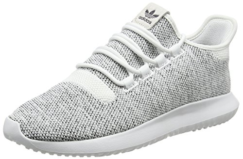 cheap for discount d2921 0ee38 adidas Tubular Shadow Knit, Scarpe Running Uomo, Bianco Ftwr White Core  Black, 39 1 3 EU
