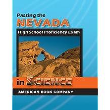 Passing the Nevada High School Proficiency Exam in Science