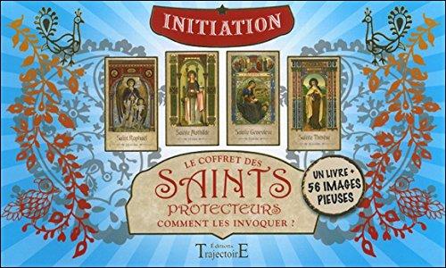Le coffret des saints protecteurs, comment les invoquer ? : Avec 56 images pieuses
