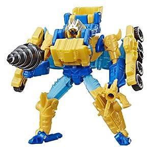 Hasbro Transformers Cyberverse Spark Armor Battle Skybyte, Multicolor, E4297ES0