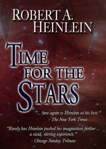 Time For The Stars (English Edition)