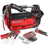 FACOM BS.T20CM1PG - Bolsa para herramientas de 20' con set de 27 herramientas