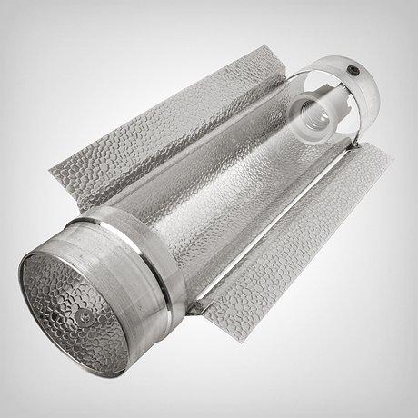 Cool-Tube Reflektor, 125mm mit Reflektorklappen - Dei Cool Tube