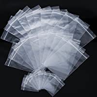 Ziplock Bag Food Bags Self-Sealing Lips Bolsa de comida Hand Zipper Bag Bolsa de plástico Bolsa de almacenamiento Bolsa de película Bolsa de grano Household kitchen Bolsa de reciclaje Reutilizable Transparente Bolsillo con cremallera 10 * 15cm 100PCS