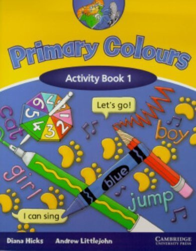 Primary Colours 1 Activity book by Diana Hicks (2002-04-15)
