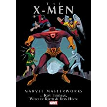 Marvel Masterworks: The X-Men - Volume 4 by Roy Thomas (2011-12-07)