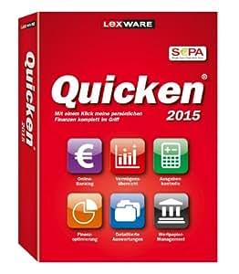 Lexware Quicken 2015 - Ihr persönlicher Finanzmanager