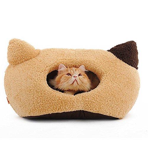 Bwiv Pet House Cat Orecchio Casa Cane