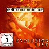 Evoluzion Live (2 CDs + DVD)