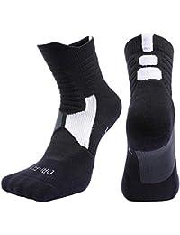 Arvin87Lyly Calcetines de algodón para Deportes al Aire Libre Calcetines de Secado rápido Que absorben el