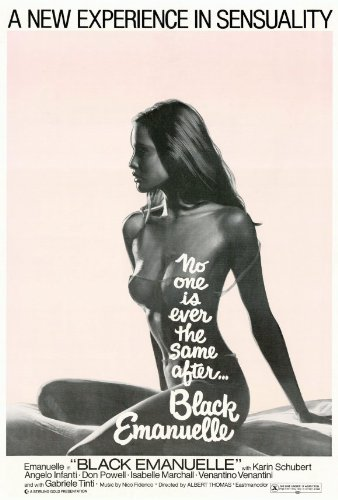 Black Emanuelle Plakat Movie Poster (27 x 40 Inches - 69cm x 102cm) (1978)