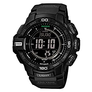 Casio Outdoor Digital Multi-Color Dial Men's Watch – PRG-270-1ADR (SL72)