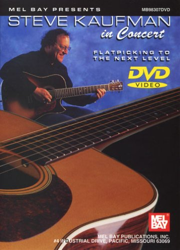 IN CONCERT FLATPICKING TO THE NEXT LEVEL REINO UNIDO DVD