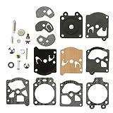 HIPA Kit Joints et Membranes K10-WAT pour Carburateur Walbro Tronçonneuse Coupe-bordure STIHL Husqvarna McCulloch Echo