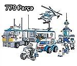Ausini 779 Parça Oyuncak Lego Polis Çocuk Seti