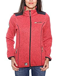Geographical Norway Forro Polar Terracota Lady 007 Coral S/M