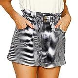 Daysing Short D'été pour Femme, Short Taille Haute pour Femmes Short en Jean...