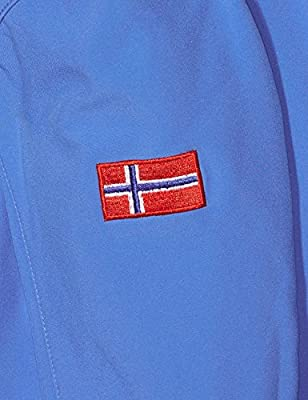 TROLLKIDS Softshelljacke Oslofjord
