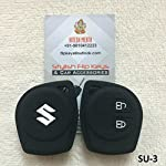 Fits in perfectly on the remote key button, made of soft and safe silicone material. Light and convenient, keeps your car key from being scratched or damaged. Keeps your key dirt and dust safe, safeguards your key buttons from damage. Unbreakable and...