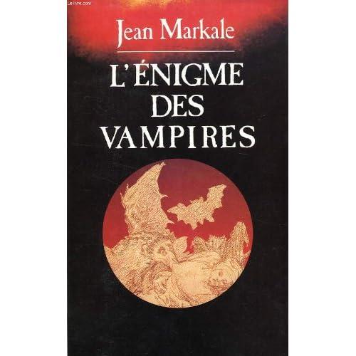 L'enigme des vampires