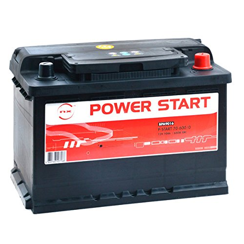 NX - Batteria auto 70ah - NX Power Start 12V 70Ah