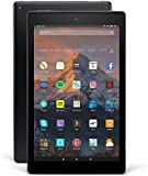 "All-New Fire HD 10 Tablet with Alexa Hands-Free, 10.1"" 1080p Full HD Display, 32 GB, Black - without Special Offers"