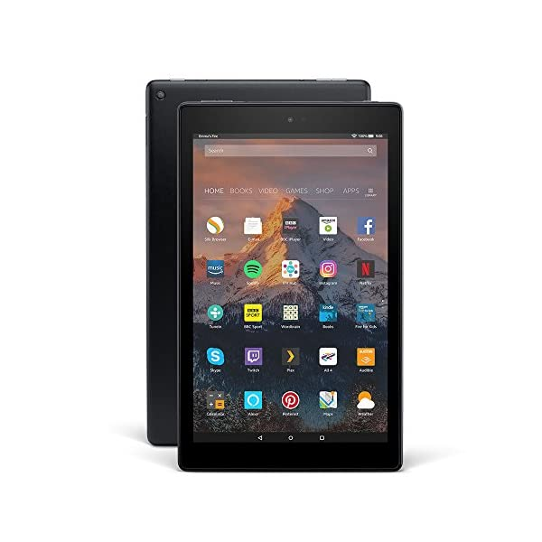 All New Fire HD 10 Tablet With Alexa Hands Free 101 1080p Full HD Display